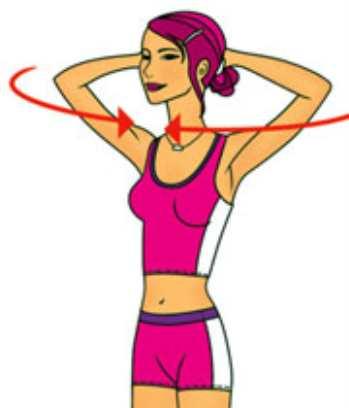 Упражнения для красивой груди