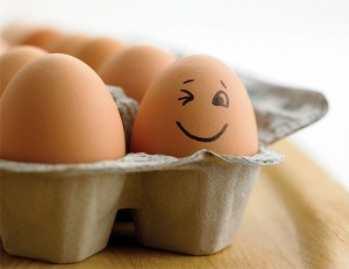 Кому полезны яйца