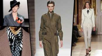 Андрогинный стиль в современной моде - развивающаяся тенденция