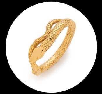 Год змеи - топ 5 оригинальных тематических украшений со змеей