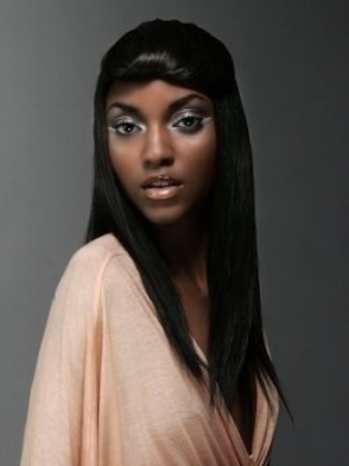 Идеи модных причесок для темнокожих женщин