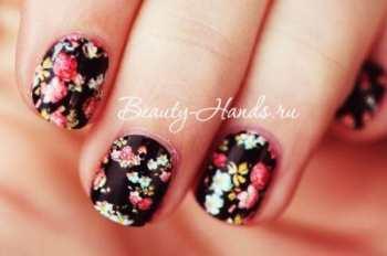 Свадебный маникюр на короткие ногти :: Красота :: JustLady