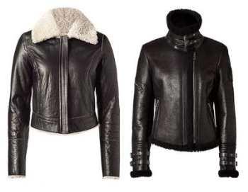 Кожаная и замшевая одежда тренд сезона