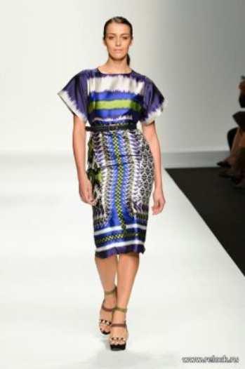 Модные тренды Весна - Лето 2013
