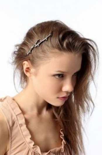 Аксессуары для волос - Бижутерия оптом в Москве