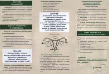 Что такое хламидии или хламидиоз у женщин