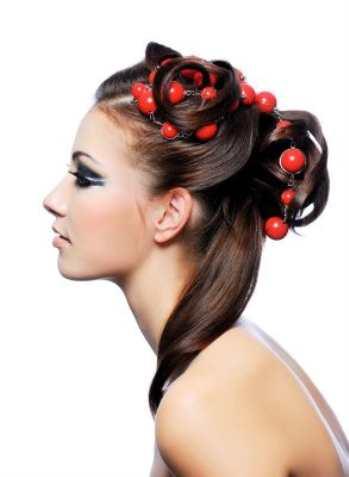 Свадебные аксессуары для волос - Вы прекрасны!