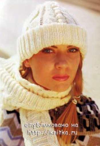 Вязаные шапки - Самое интересное в блогах