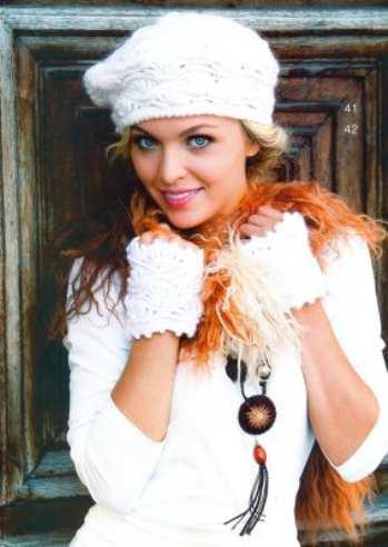 Шапки для женщин Москва