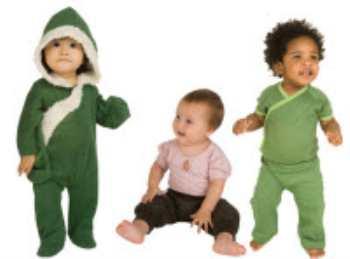 Детский гардероб – одеваем малыша постарше