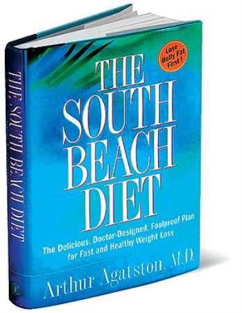 South Beach Diet. Диета, которая потрясла мир