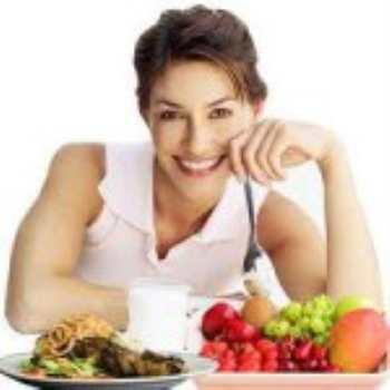 Питание женщин разного возраста